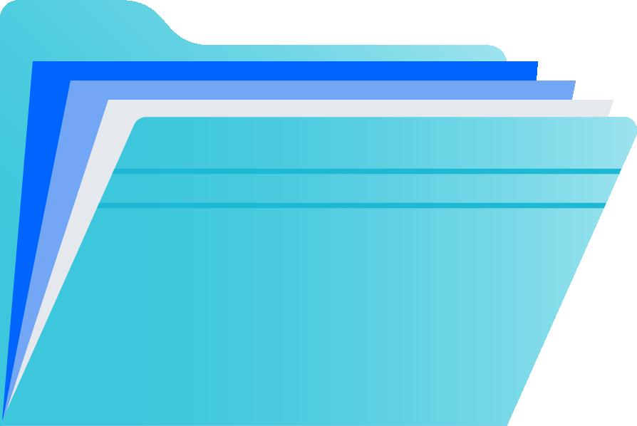 Otwarty folder