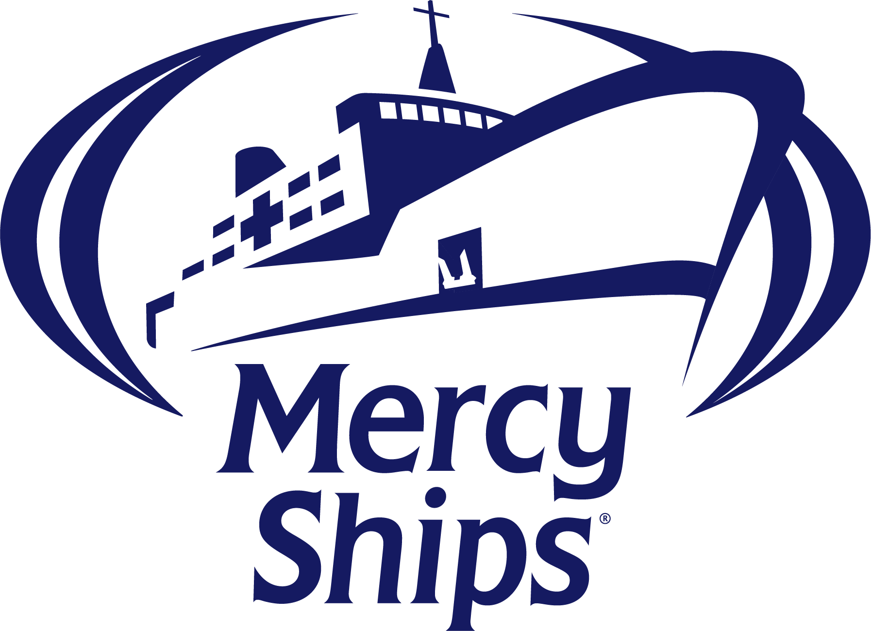 Mercy Ships 로고
