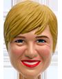 Muñeco cabezón de Helen