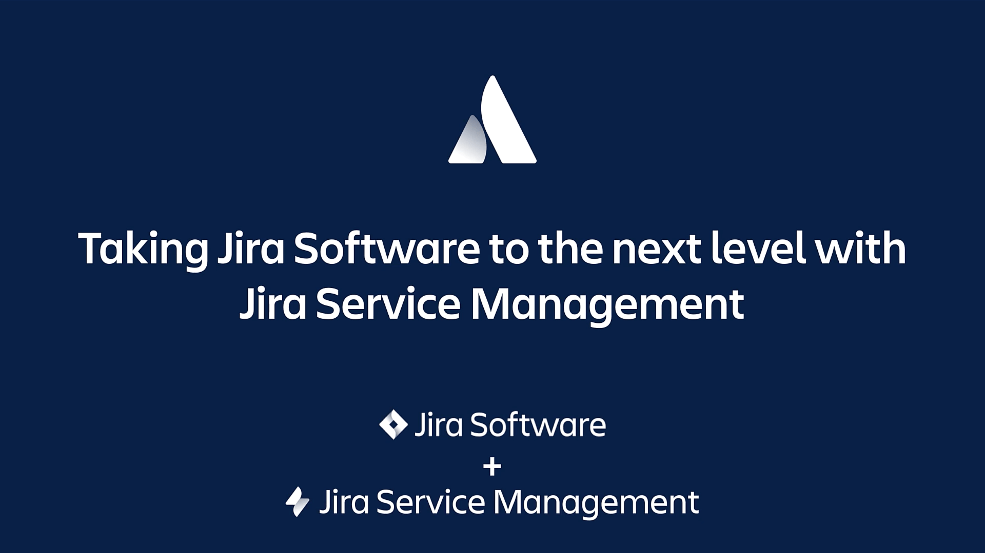 Taking Jira Software to the next level with Jira Service Management