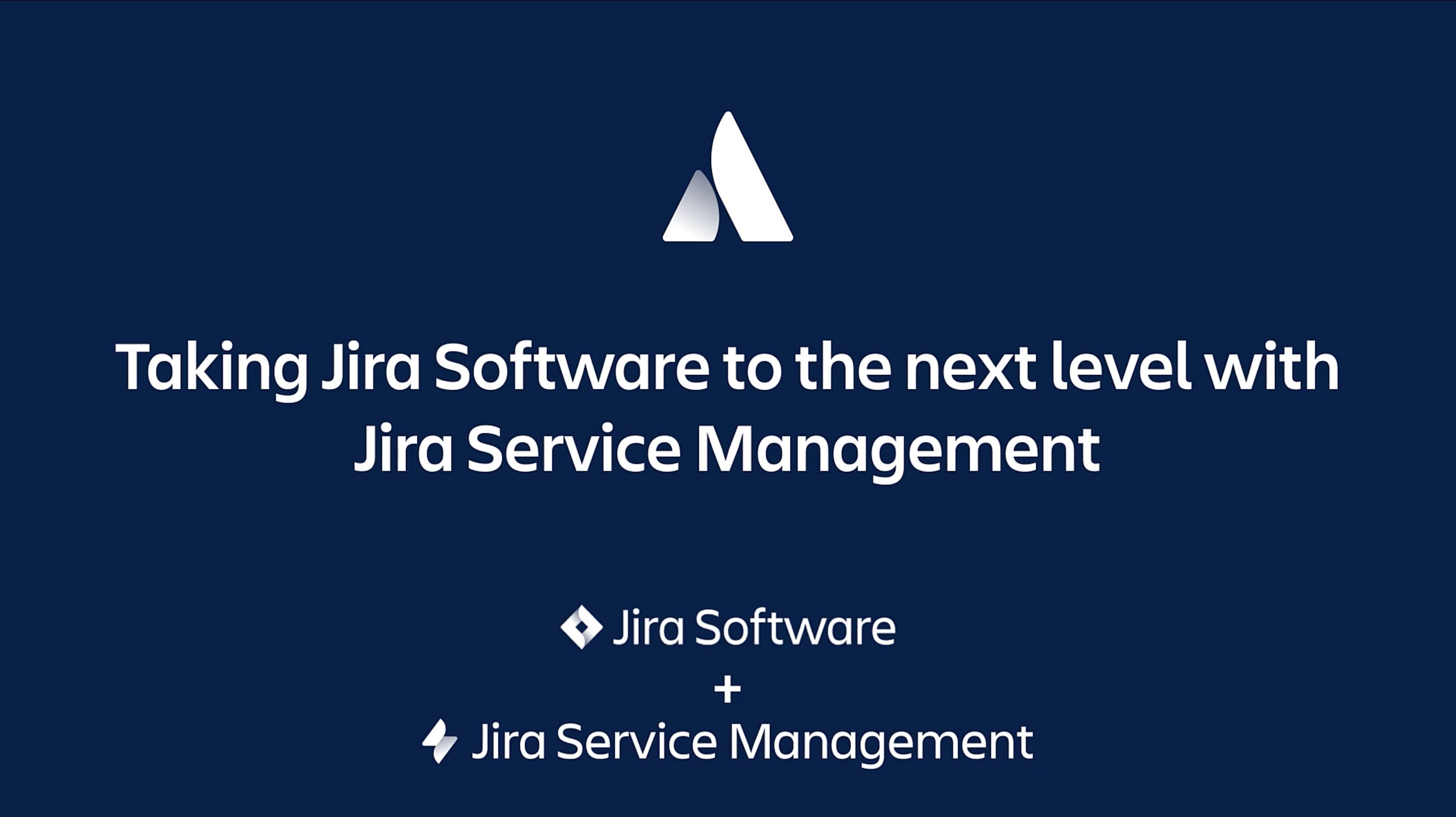 Jira Software: fai un salto di qualità con Jira Service Management