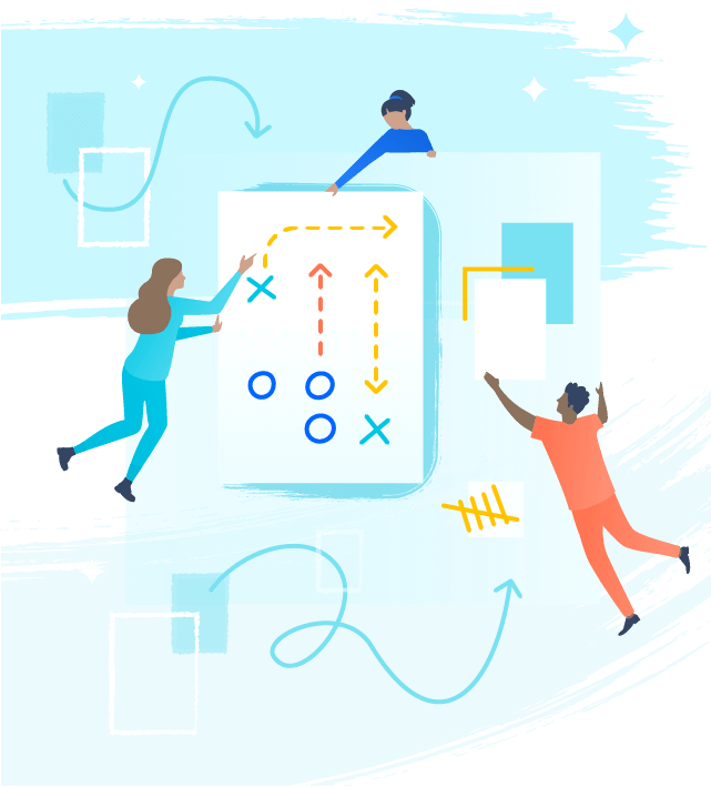 Team Playbook illustration