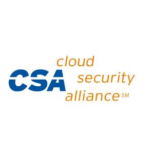Логотип альянса безопасности облачных вычислений