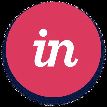 Логотип InVision