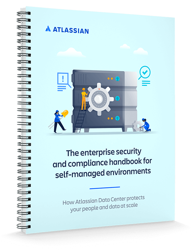 Enterprise security and compliance handbook pdf cover