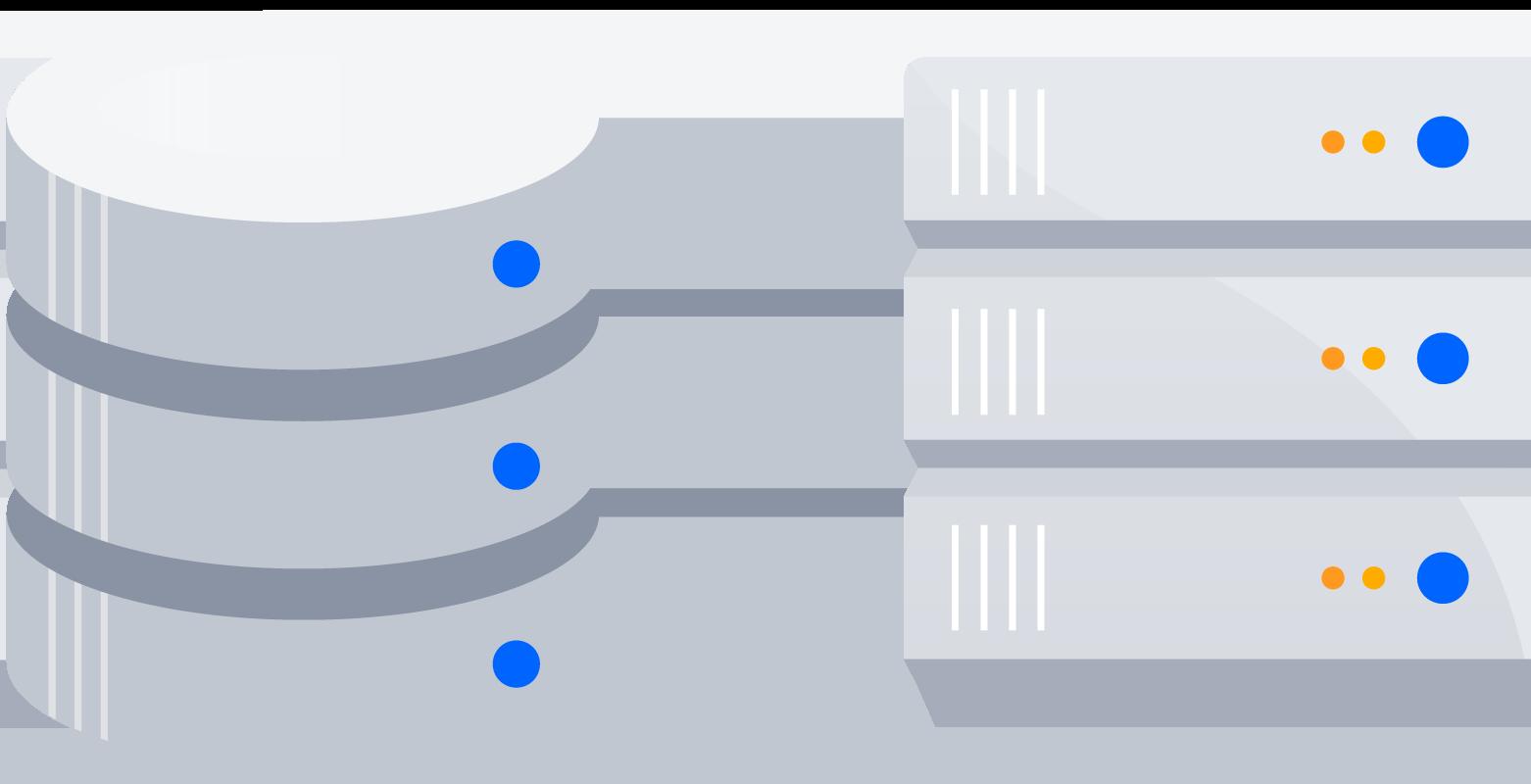 Data center + server