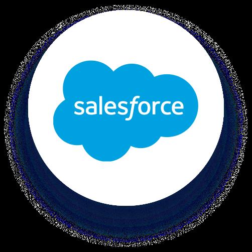 Salesforce のロゴ