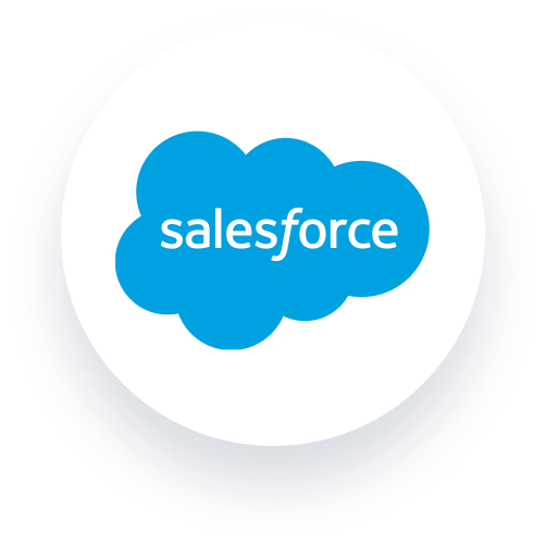 Логотип Salesforce