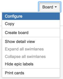 Configure your kanban workflow   Atlassian Agile Coach