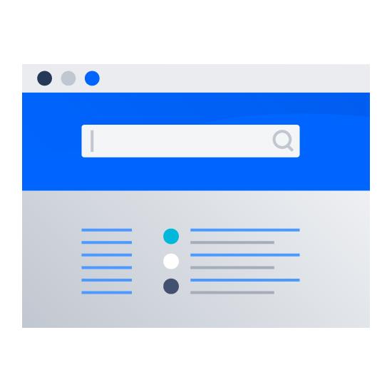 Icône de portail