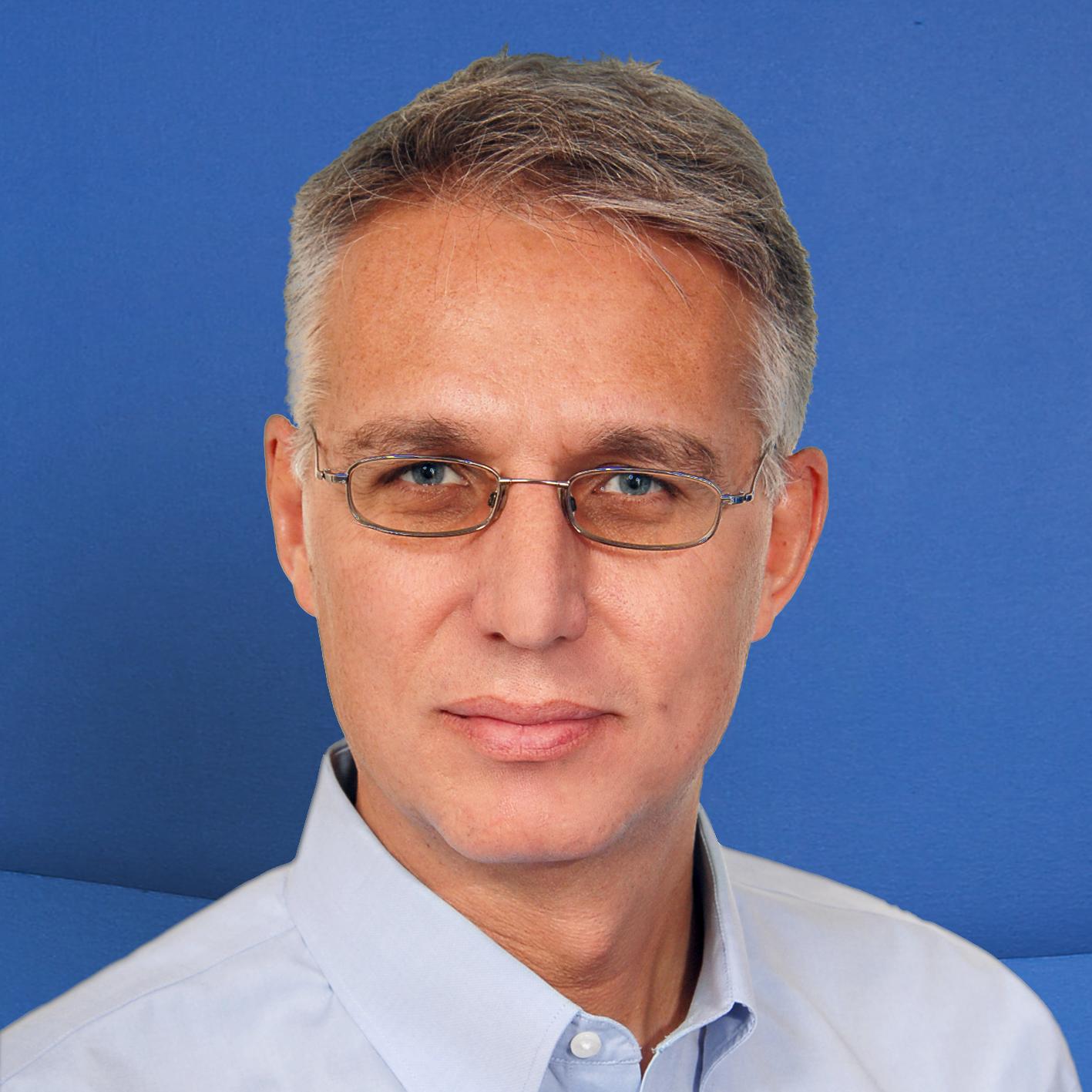 Portrait of George Totev