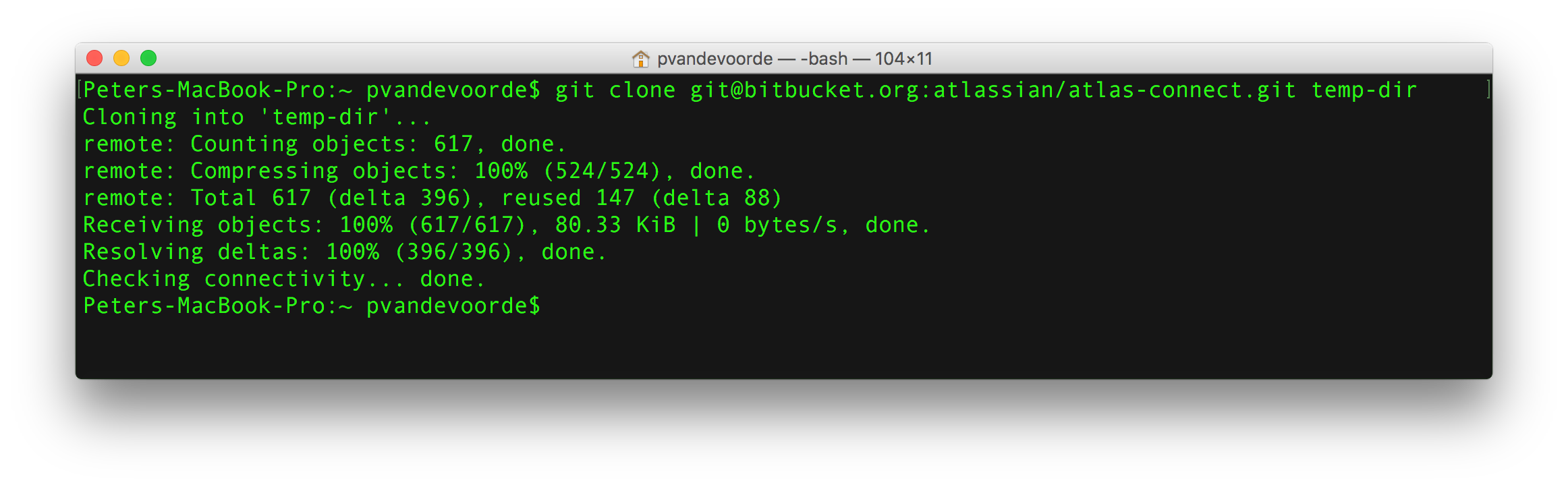 How to move a git repository with history   Atlassian Git