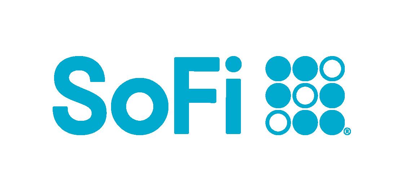 SoFi のロゴ