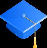 Graduation Cap Illustration