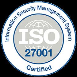 ISO 27001 徽标