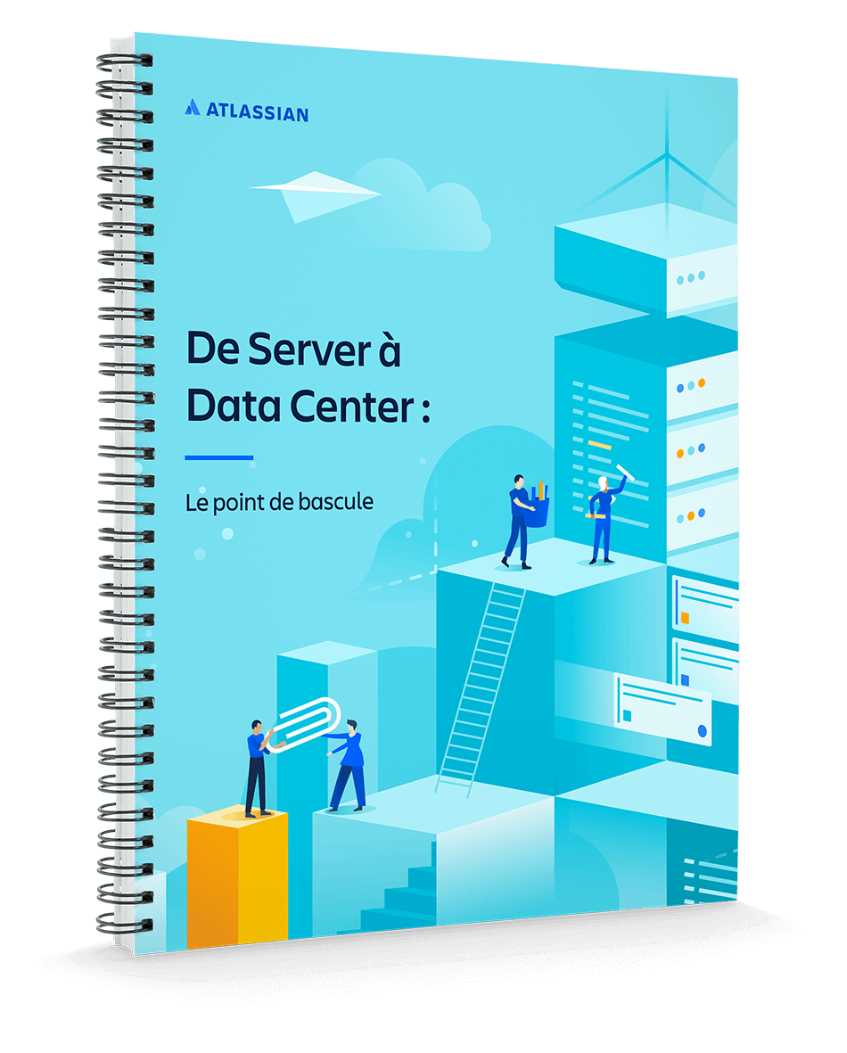 Server to Data Center cover