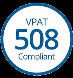 VPAT 徽标