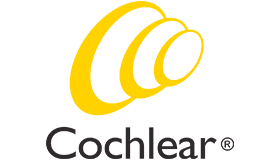 Logo van Cochlear