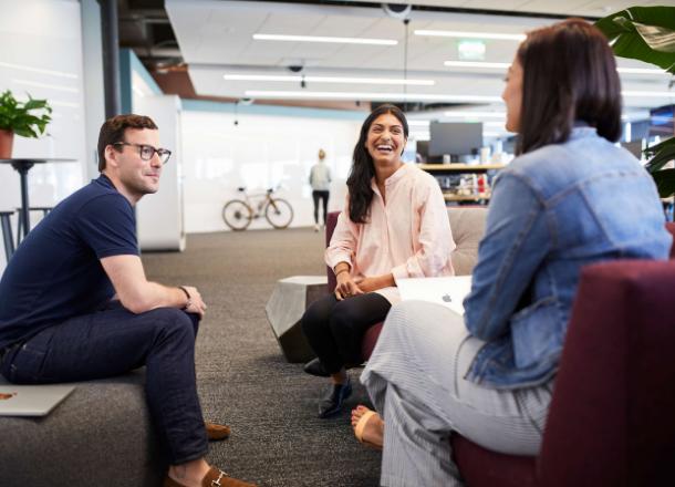 Inside the Atlassian San Francisco office