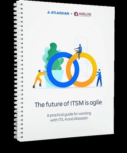 Обложка технического документа об ITIL4
