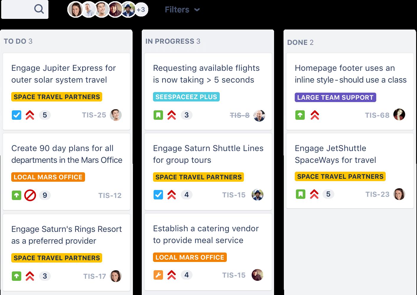 Jira Software Features Atlassian