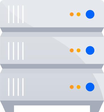clúster de servidores