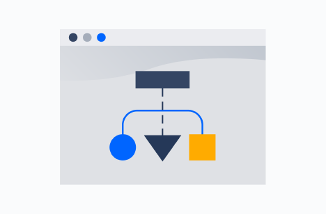 Browser con flusso di lavoro