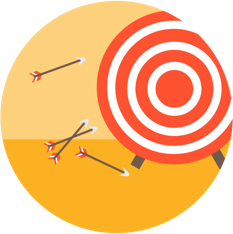 Off-target estimates is a sign your project is at risk.