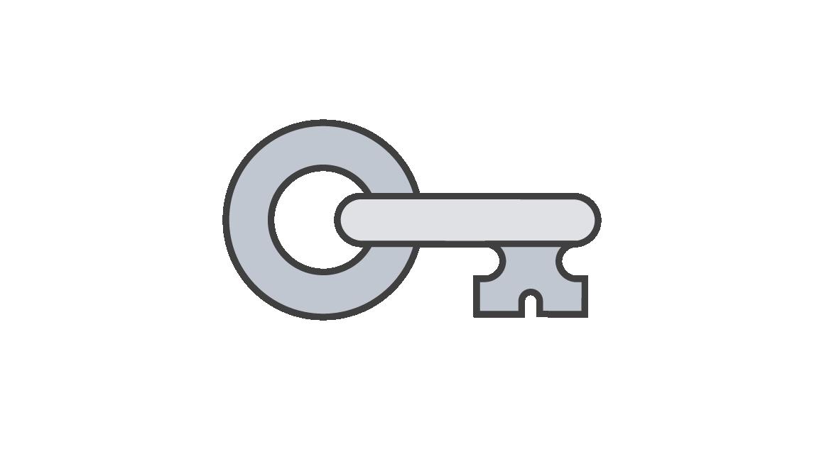 Git-Schlüssel