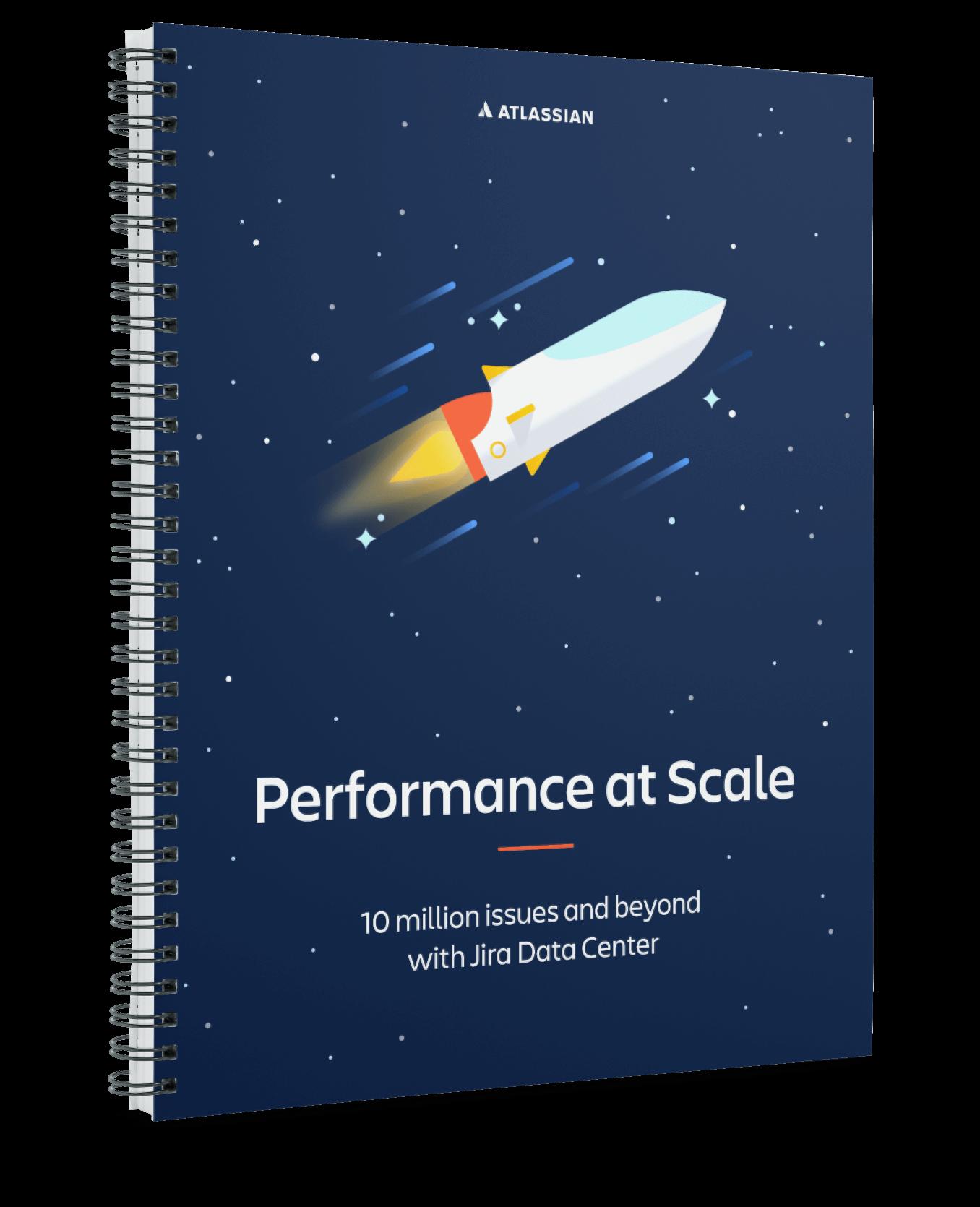 Couverture «Performance à grande échelle»