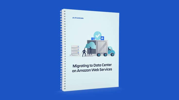 Migrating to Data Center on AWS pdf cover