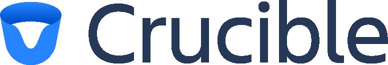 Crucible logó