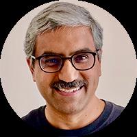 Krishna Sai Headshot