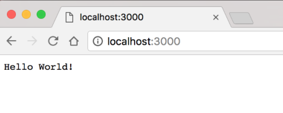 A basic Hello World application   Atlassian CI/CD