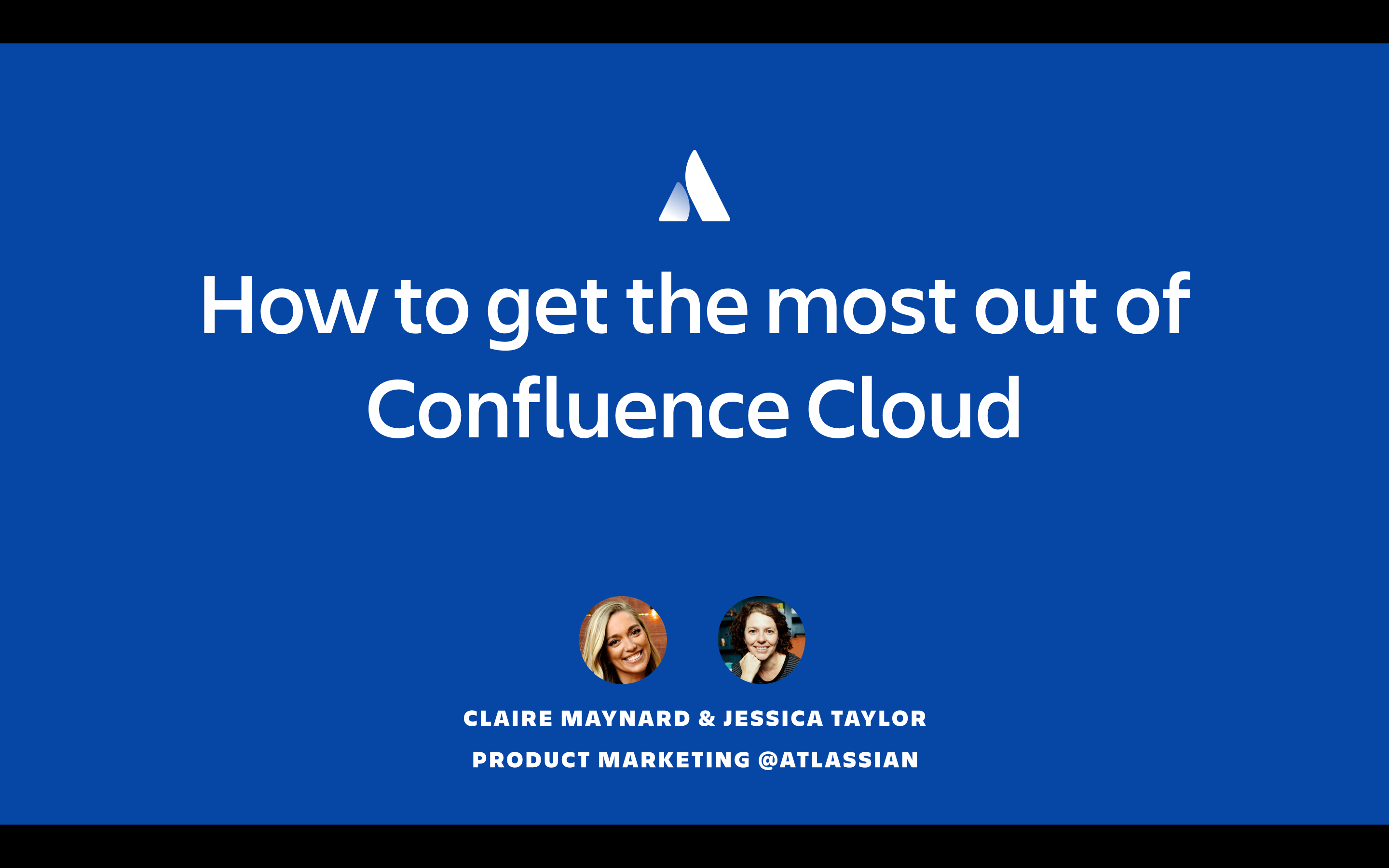 How to get the most of out Confluence Cloud thumbnail
