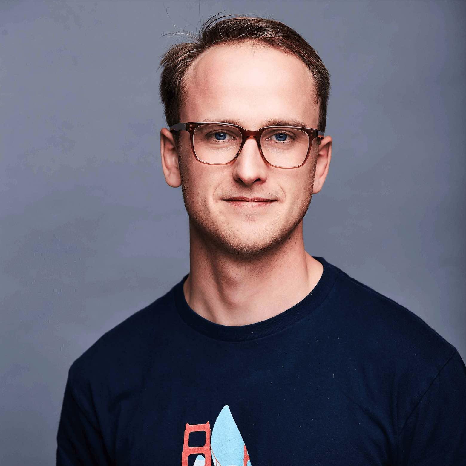 Headshot of Max Rehkopf
