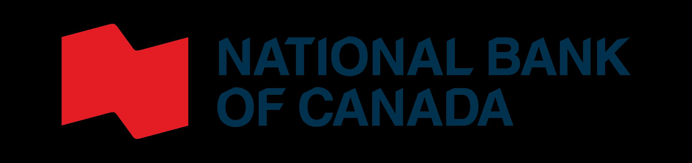Логотип Национального банка Канады