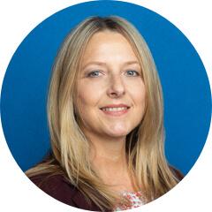 Headshot of Carol from The Telegraph