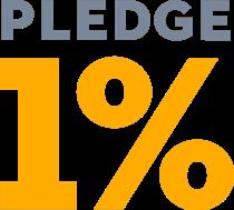 Pledge 1%