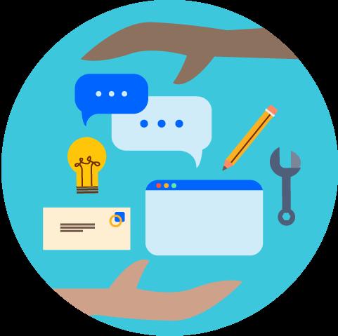 Эффективные сервисные команды используют оценки работоспособности, чтобы определить сильные и слабые стороны, а затем отслеживать прогресс.