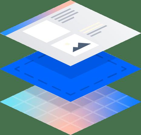 Gelaagde projectversies