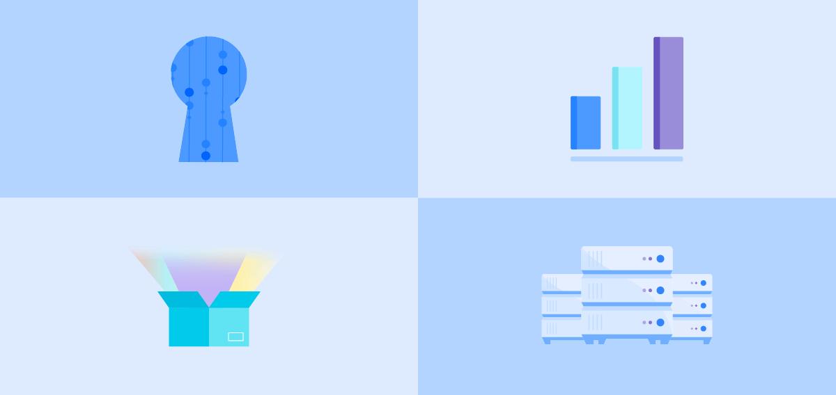 Illustrations DataCenter