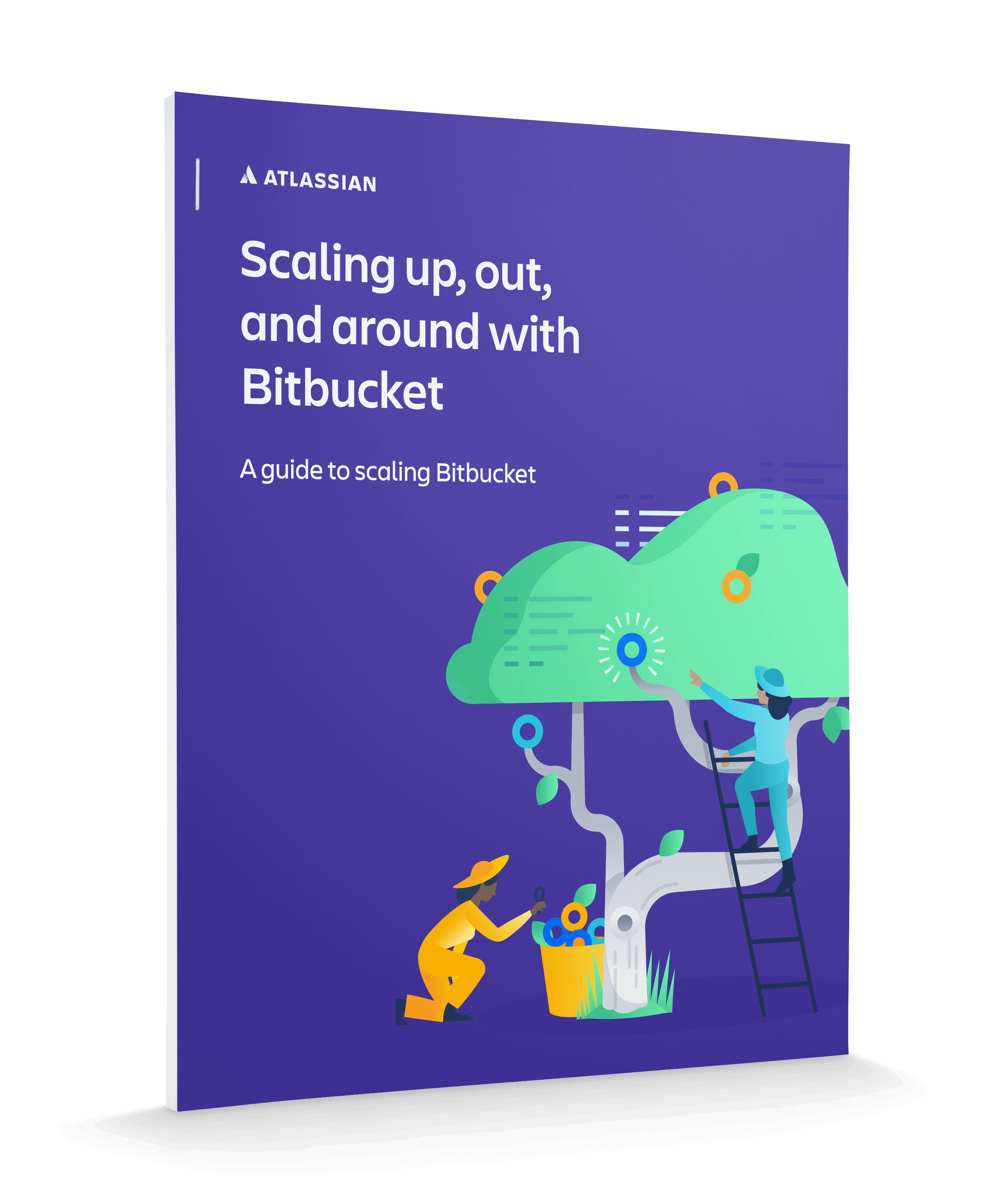 Scaling up, out and around with Bitbucket Data Center cover