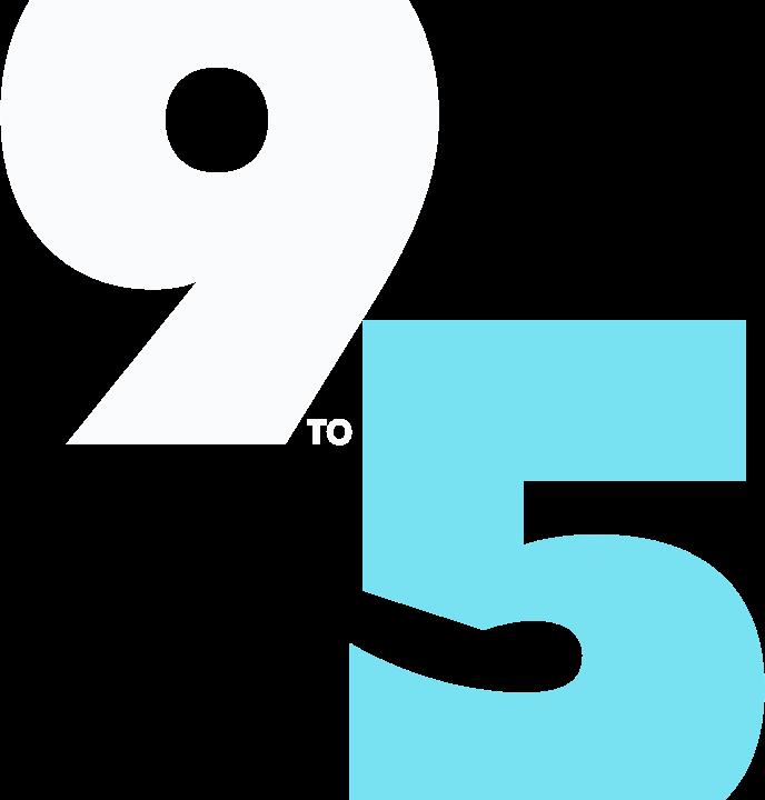 с 9 до 5