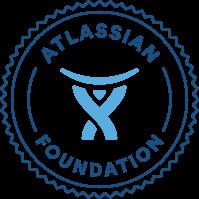 Atlassian Foundation logo