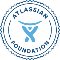 Atlassian Foundation logo