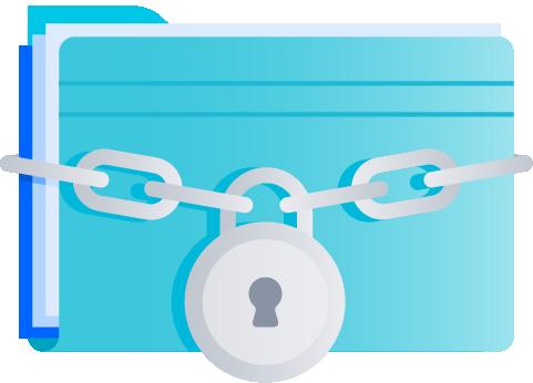 Files under lock