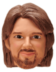 Bobblehead de Mike Cannon-Brookes