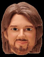 Mike Cannon-Brookes con testa dondolante