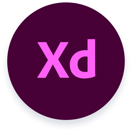 Adobe Xd 로고